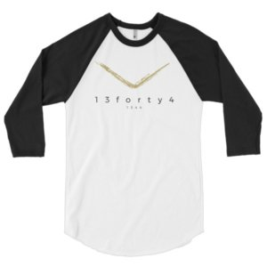 Free Devotions - Christian Resources - 13forty4 Baseball Tee