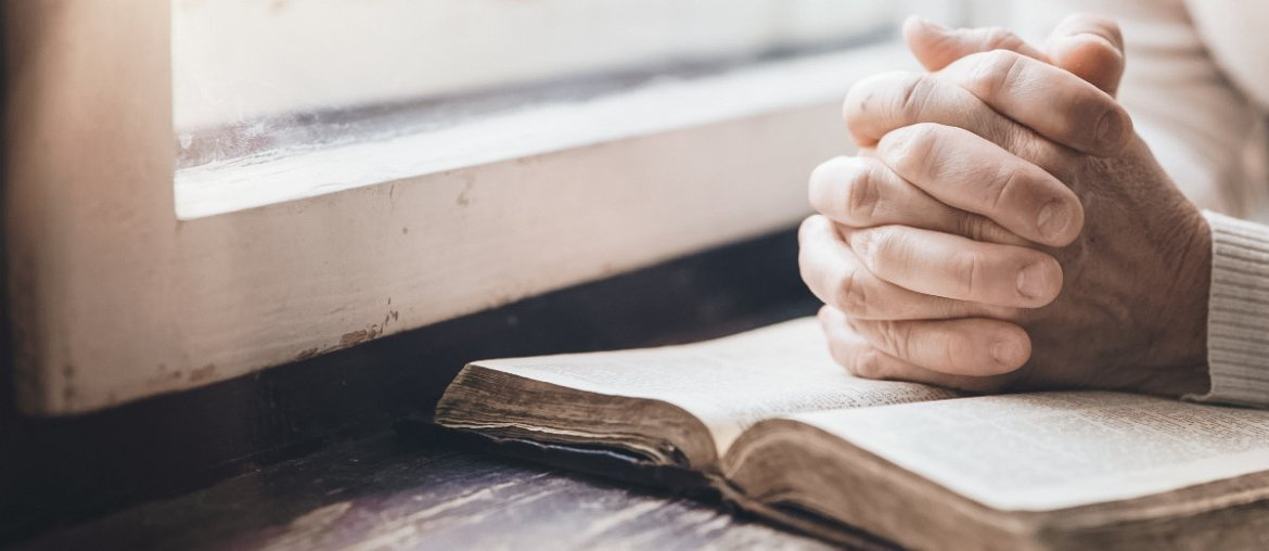 Free Devotions - Christian Resources - Pray Hands