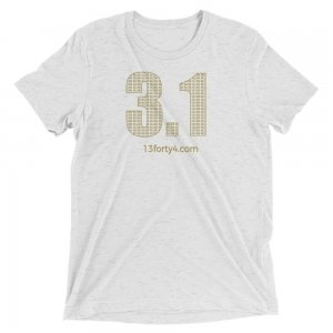 Free Devotions - Online Ministry - 3.1 Tee White
