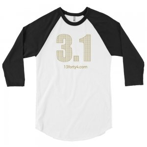 Free Devotions - Online Ministry - 3.1 Baseball Tee