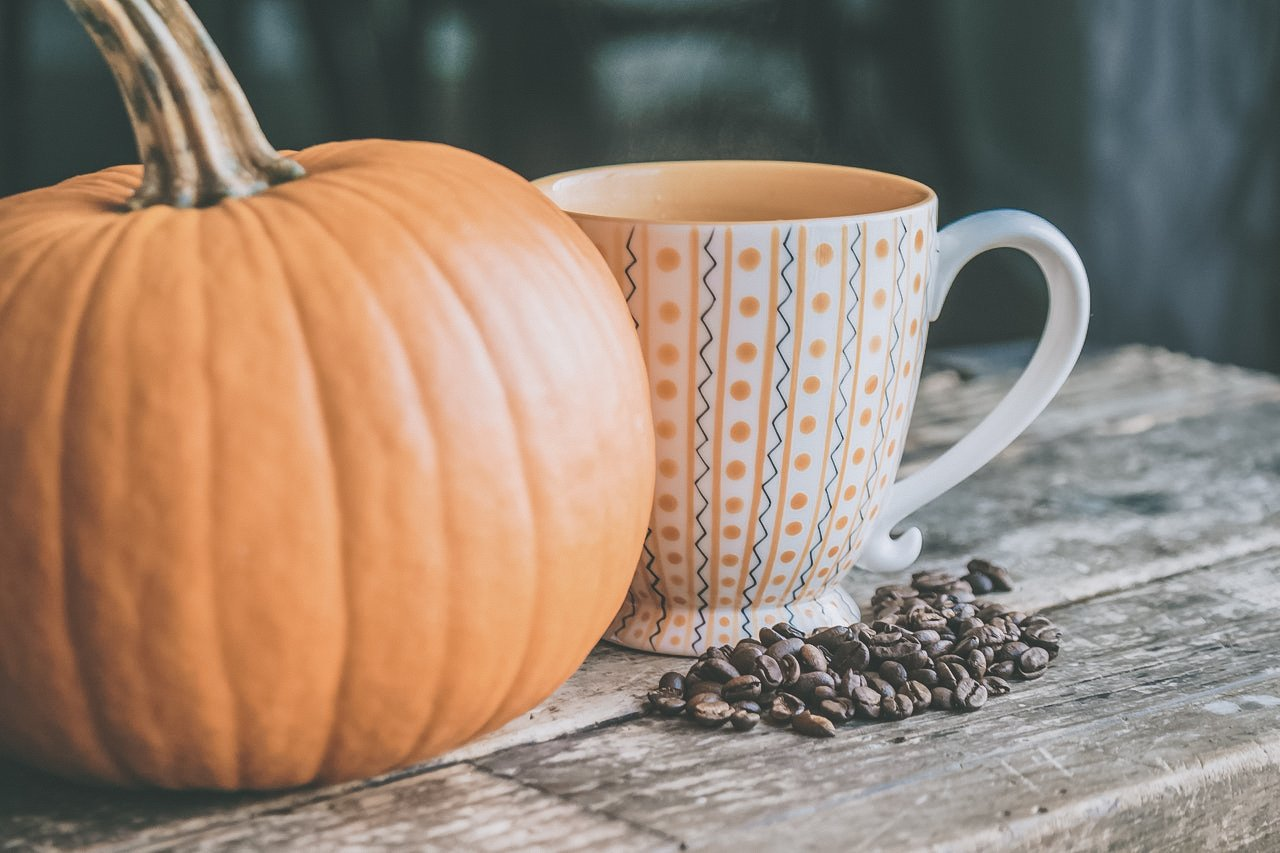 Free Devotions - Online Ministry - The Pumpkin Spice Gospel