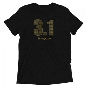 3.1 Billion - Christian Apparel - Christian Shirt